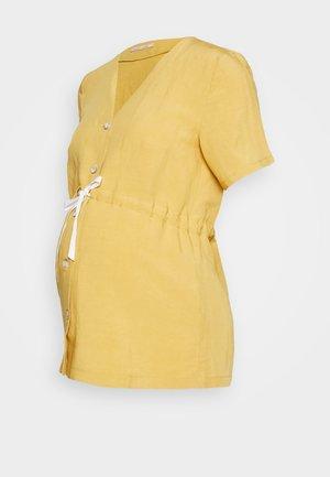 BLEND - Blouse - yellow