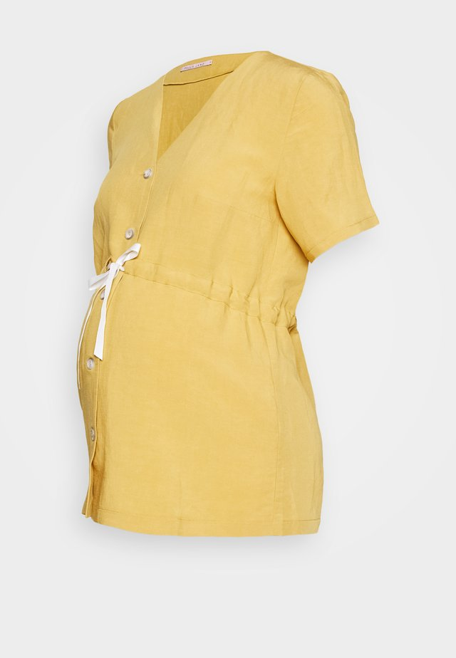 BLEND - Blus - yellow