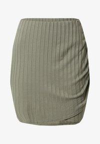 EDITED - PAISLEY - Wrap skirt - grün - 4