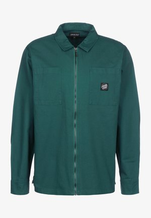 Summer jacket - teal