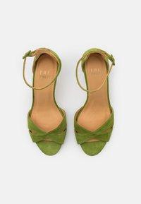 Billi Bi - Sandals - yaca green - 5