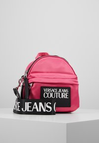 Versace Jeans Couture - TAB MINI BACKPACK - Batoh - fuxia - 5