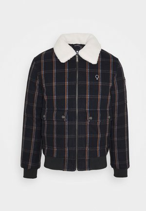 RUSSY JACKET WOOL - Light jacket - dark blue