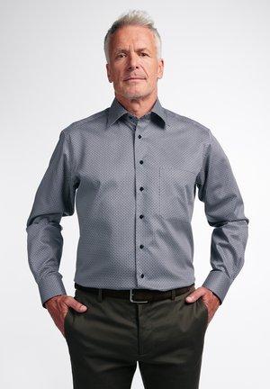 COMFORT FIT - Shirt - schwarz/grau