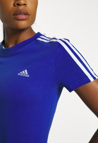 adidas Performance - Camiseta estampada - bold blue/white - 4