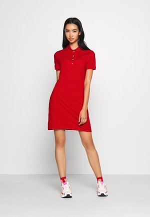 DRESS - Kjole - red