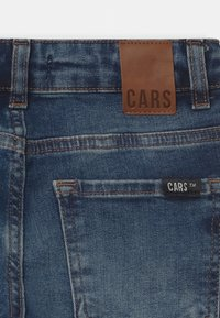 Cars Jeans - ROOKLYN - Džíny Slim Fit - blue denim - 3