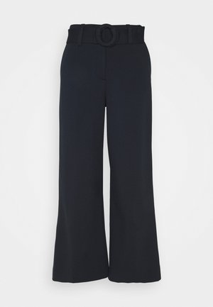 CHILANI DETAIL - Trousers - universe blue