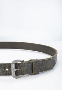 Paddock's - Belt - olivegreen - 3