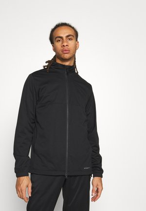 STORM FIT VICTORY - Training jacket - black/white
