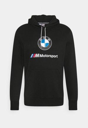 BMW MMS LOGO HOODIE  - Sweat à capuche - black