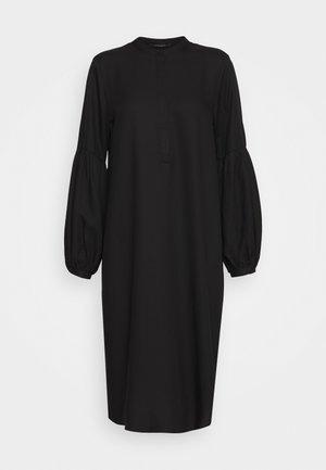 PRALENZA SOFJE DRESS - Shirt dress - black