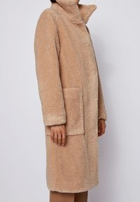 BOSS - Classic coat - light beige - 3
