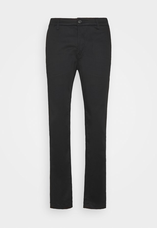 BENNI HYPERFLEX - Chino - black denim