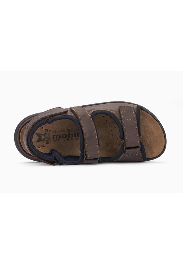 SANDALE VALDEN - Walking sandals - dark brown