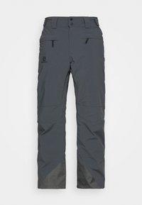 BRILLIANT PANT - Snow pants - ebony