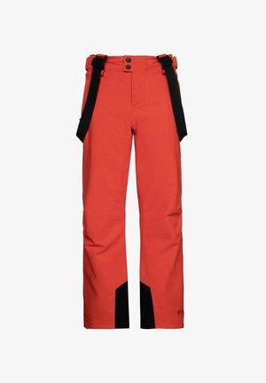 BORK - Snow pants - orange fire