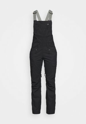 FREEDOM BIB - Snow pants - black