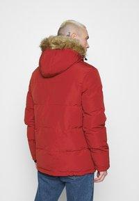 Brave Soul - TRAIL - Winter jacket - chilli red - 2