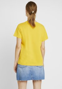 Champion Reverse Weave - SMAL SCRIPT CREWNECK  - Print T-shirt - old - 2