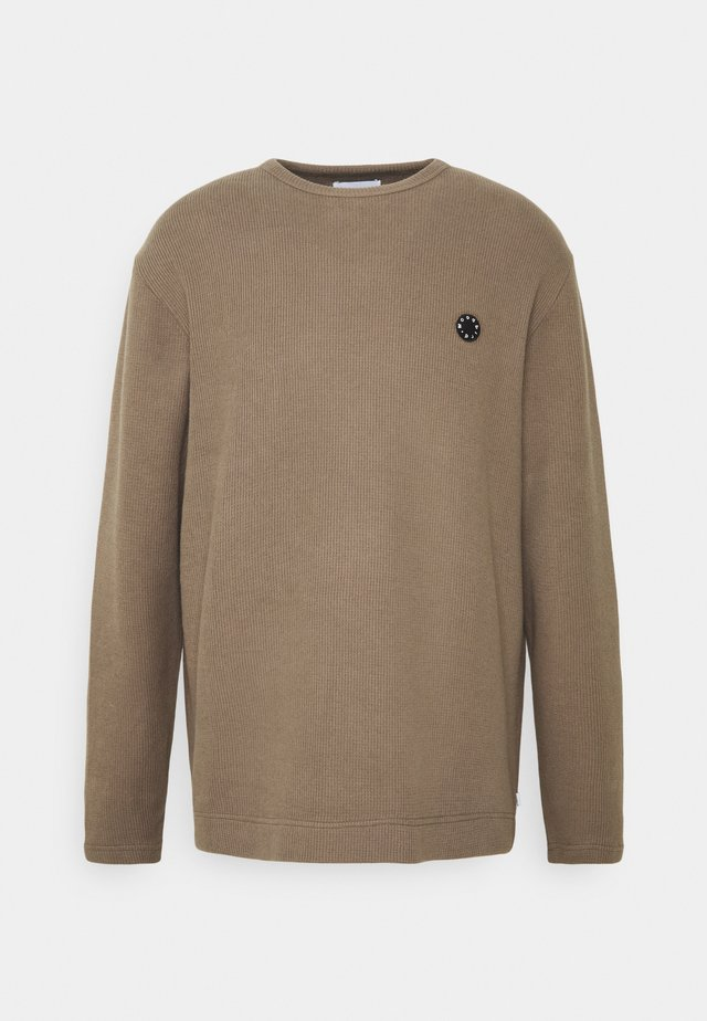 PONG PULL - Sweater - brown