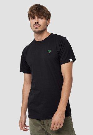 PALME - T-shirt basic - schwarz