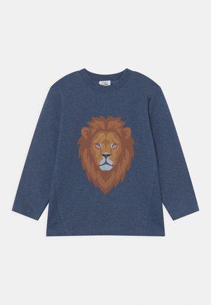 ANTON - Long sleeved top - blue