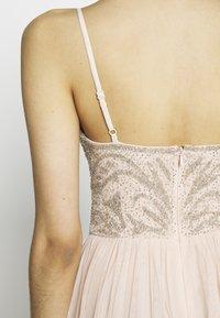 Lace & Beads Tall - SERAPHINA  - Společenské šaty - blush - 6