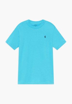 T-shirt basic - liquid blue