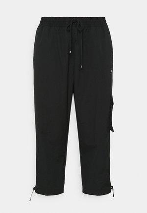 CLASH PANT - Pantaloni - black