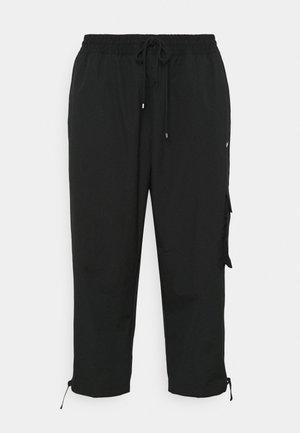 CLASH PANT - Kalhoty - black