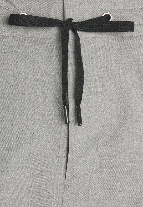 Tiger of Sweden TRAVIN - Spodnie materiałowe - fogy/szary Odzież Męska GZSH