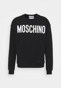 MOSCHINO - Sweatshirt - black - 4