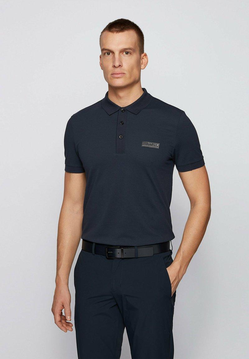 BOSS - PAUL BATCH Z - Poloshirts - dark blue