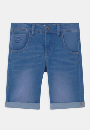 NKMTHEO  - Short en jean - medium blue denim