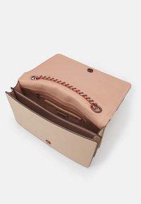 ALDO - GREENWALD - Across body bag - nude - 2