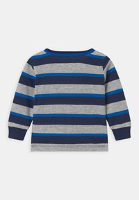 Levi's® - STRIPED - Long sleeved top - dark blue - 1