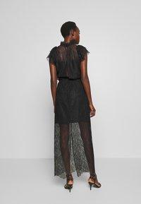 DESIGNERS REMIX - VANESSA LONG DRESS - Occasion wear - black - 2