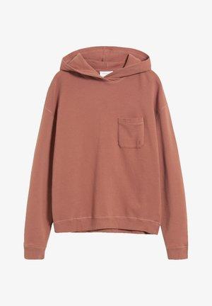 Hoodie - copper glow