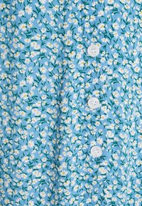 Lindex - SKIRT - A-line skirt - dusty blue - 2