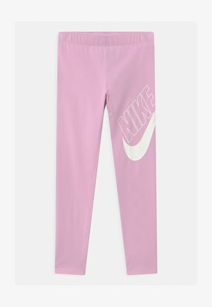 FAVORITES - Legginsy - light arctic pink/white