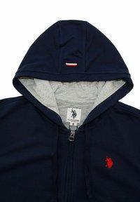 U.S. Polo Assn. - Zip-up sweatshirt - dunkelblau - 3