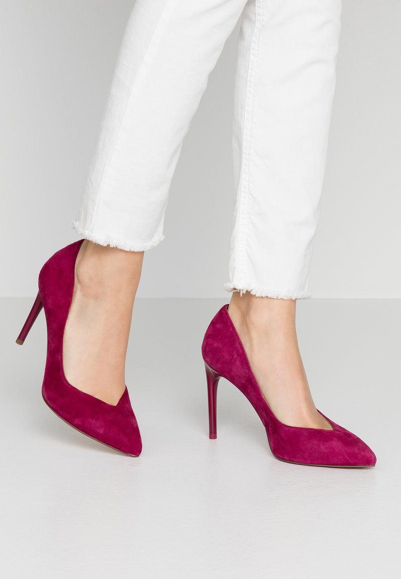 Tamaris - High heels - cranberry