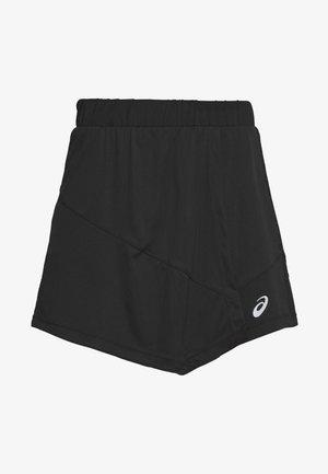 CLUB SKORT - Sportovní sukně - performance black