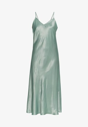 BYHALIMA SLIP IN DRESS - Day dress - sea green