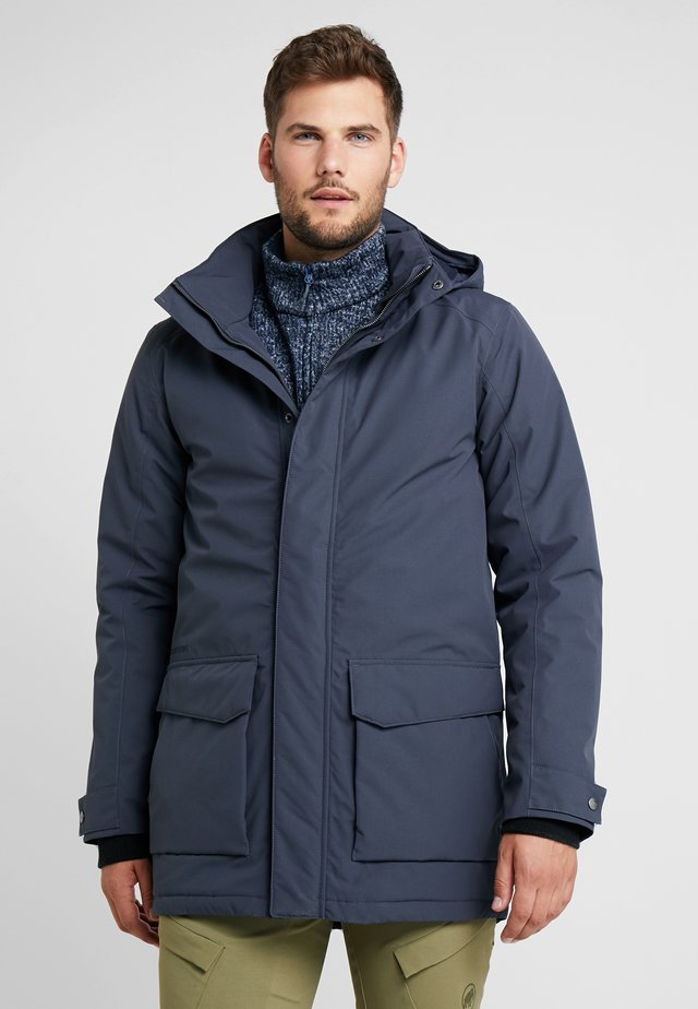 ROLF MEN'S JACKET  - Parka - navy dust
