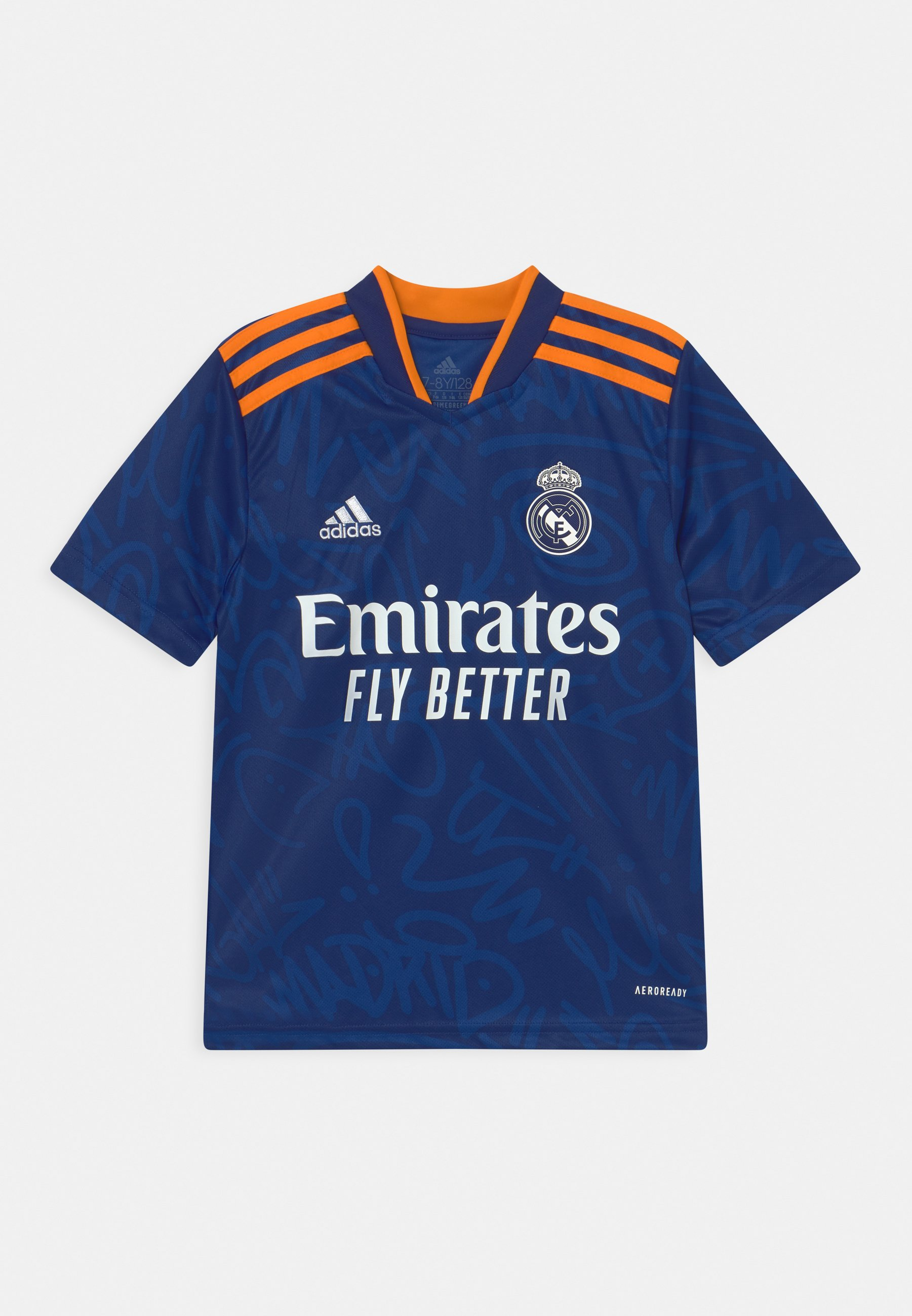 Kids REAL MADRID A UNISEX - Club wear