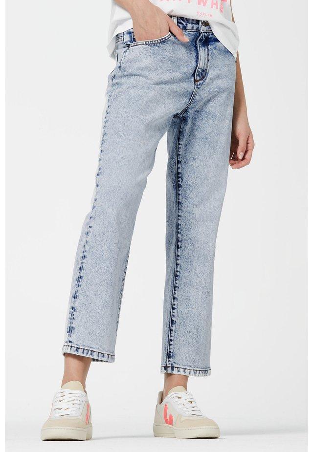 HARLEM SOUL  - Straight leg jeans - light vintage used