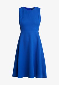 Lauren Ralph Lauren Petite - CHARLEY SLEEVELESS DAY DRESS E - Jerseyklänning - french blue - 4