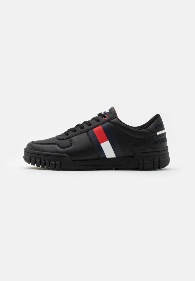RETRO - Sneakers laag - black